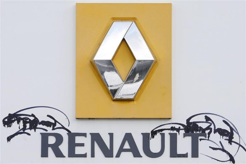 Verkopen Renault in vijfde versnelling