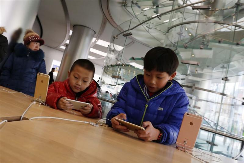 China blokkeert Apple's boeken- en filmdienst