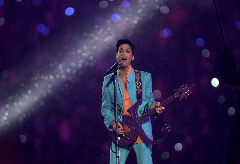 Zes miljoen tweets voor Prince