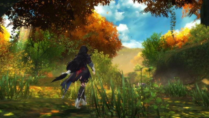 Tales of Berseria - preview april
