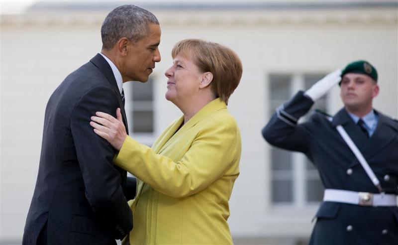 Merkel wil handelsakkoord TTIP snel afronden