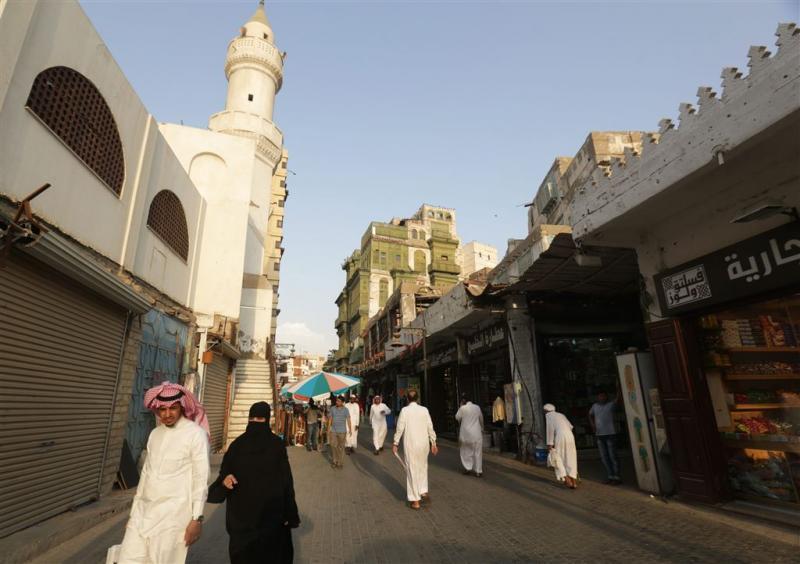 Saudi's willen minder leunen op olie