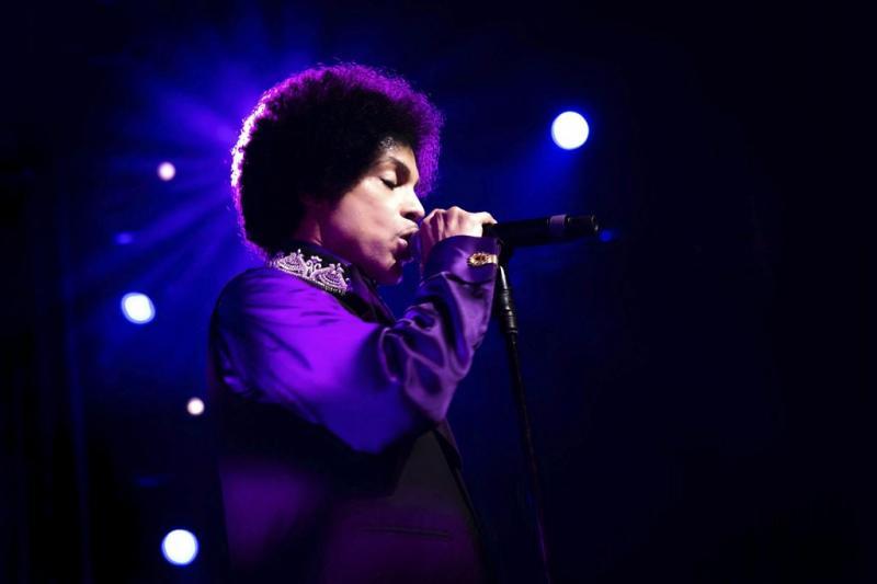 Veel artiesten op Prince-avond in Paradiso