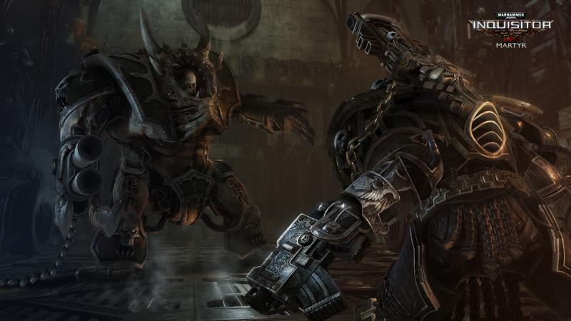 Warhammer 40K - Hellbrute