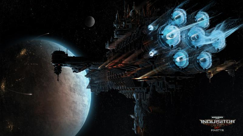 Warhammer 40K - Cruiser