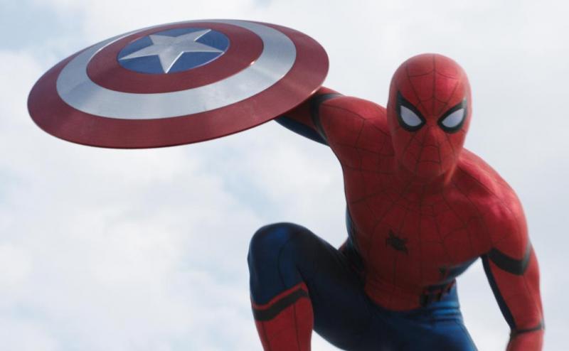 Captain America: Civil War: Spider-Man