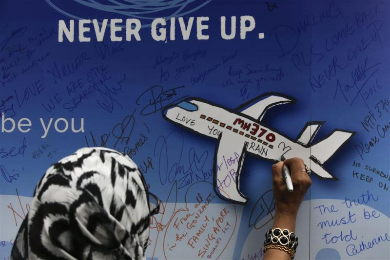 Zoektocht naar MH370 nadert mogelijk einde