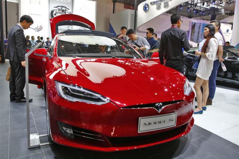 Verkoop elektrische auto's stokt