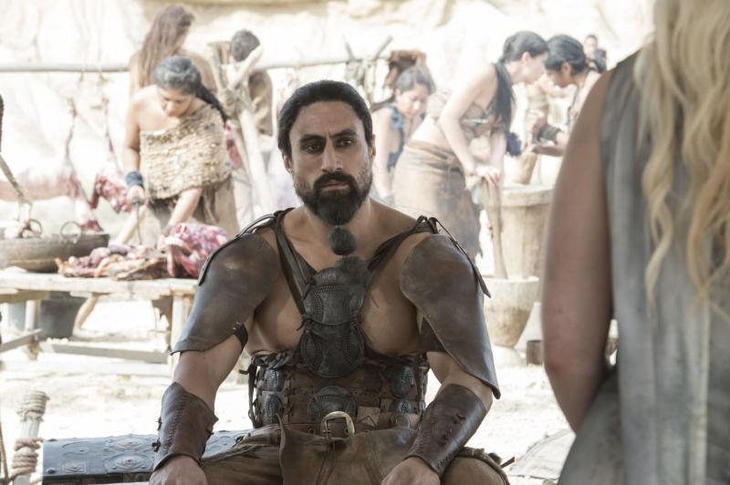 Game of Thrones 6X01 Dothraki