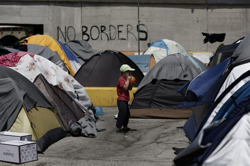'100.000 vluchtelingen naar EU via Libië'