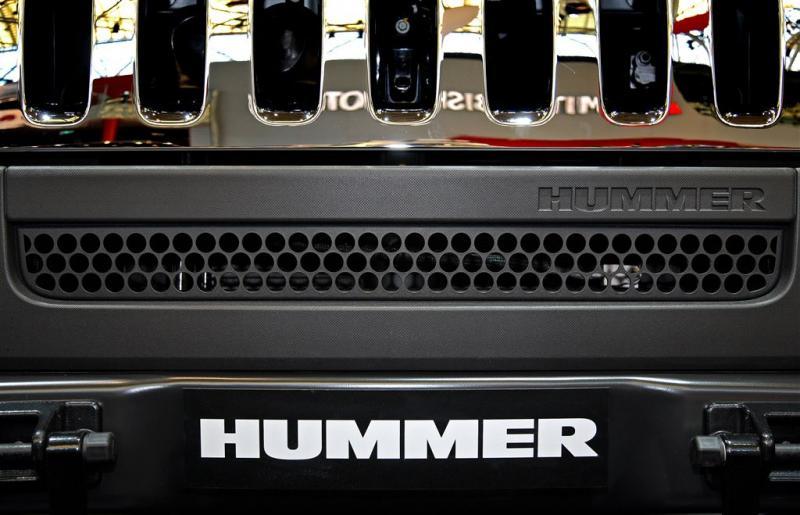 Tupacs Hummer onder de hamer