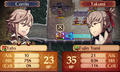 Fire Emblem Fates Gameplay