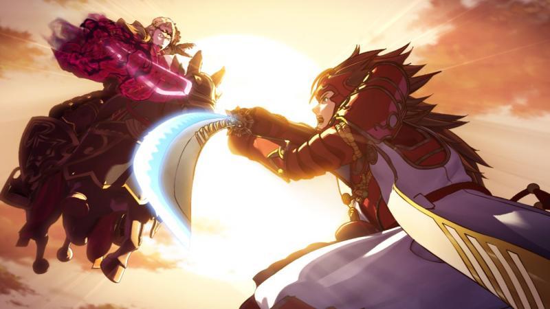 Fire Emblem Fates Clash