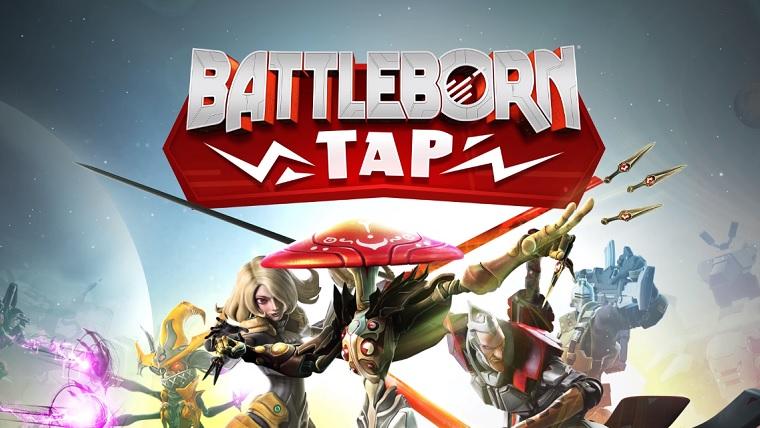 Battleborn Tap Logo