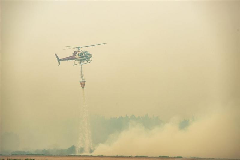 Bosbrand bedreigt voortbestaan Canadese stad