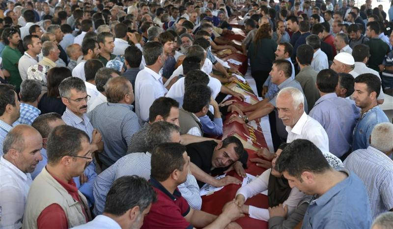 '167.000 doden door gewapende conflicten'