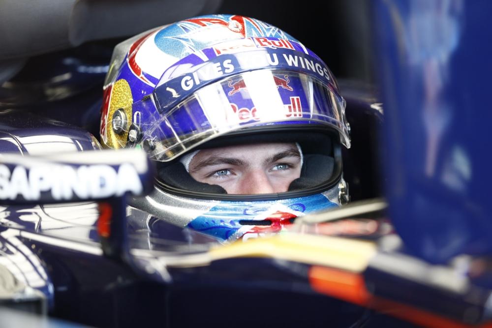 Move Verstappen moet rust bij Toro Rosso terugbrengen (Pro Shots / Zuma Sports Wire)