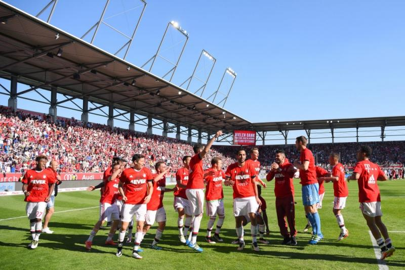 Bayern München kampioen in de Bundesliga (Pro Shots/Witters)