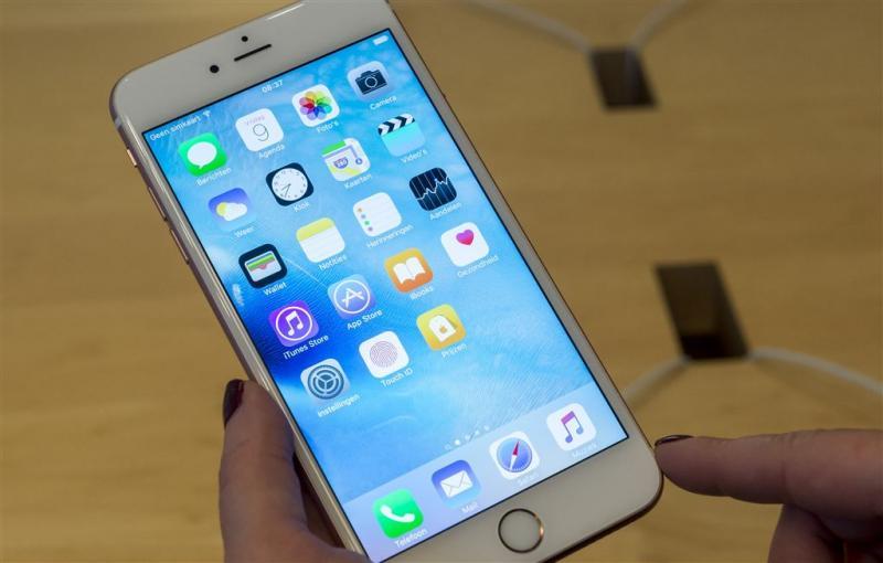 'Nieuwe iPhone vrijwel identiek aan iPhone 6'