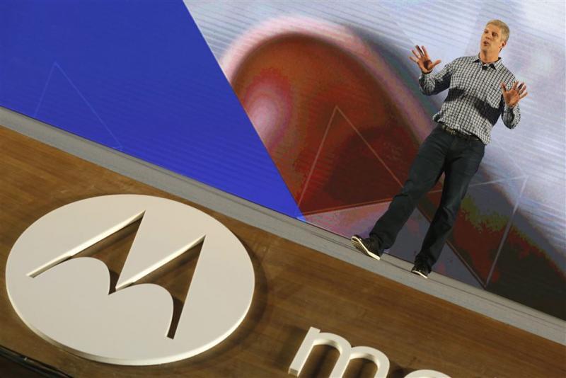 Eerste beelden nieuwe Moto X uitgelekt