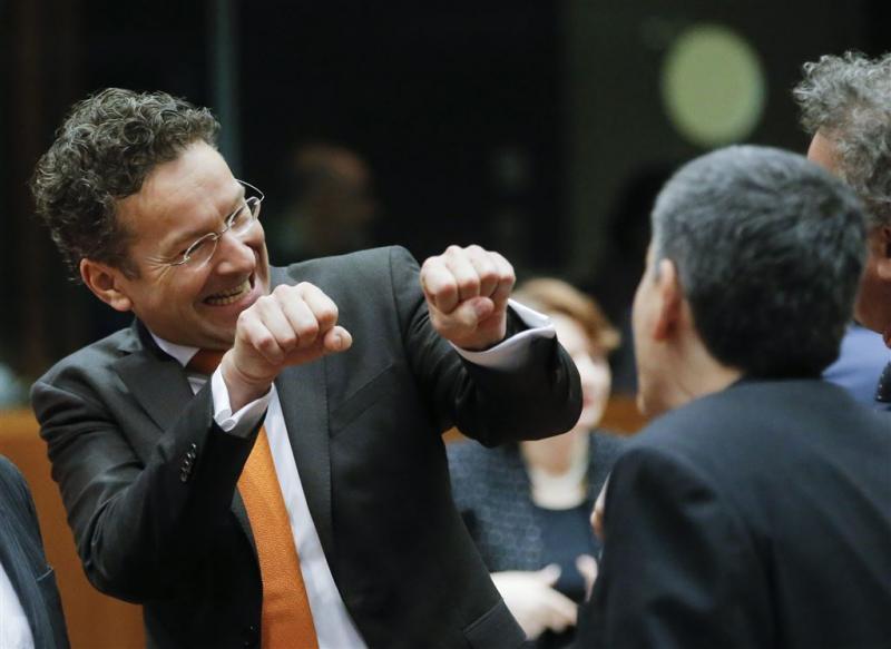 'Geen besluit over Griekse schuldverlichting'
