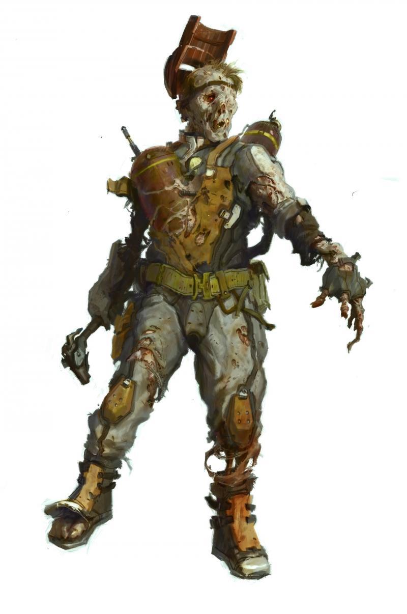 Doom demon artwork (Foto: Bethesda)