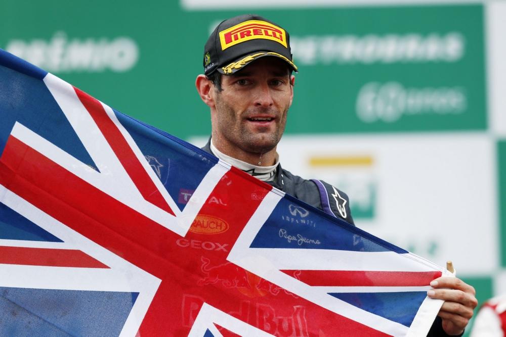 Mark Webber reed tot 2014 in dienst van Red Bull (Pro Shots / Zuma Sports Wire)