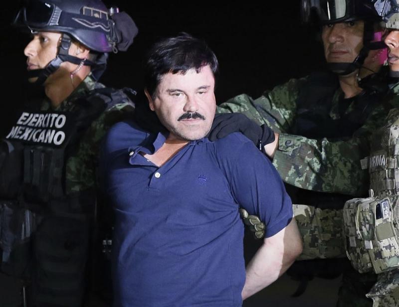 Mexico mag drugsbaron 'El Chapo' uitleveren