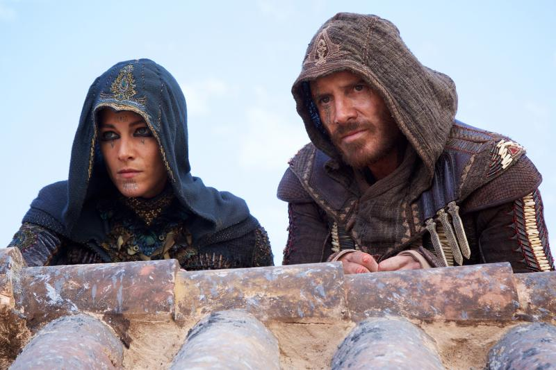 Assassin's Creed Movie - uitkijk