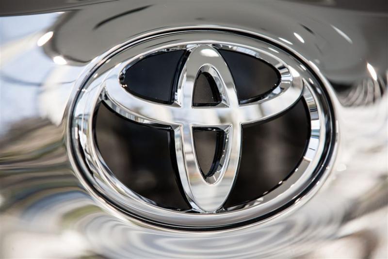 Toyota verwacht eerste winstdaling in 5 jaar