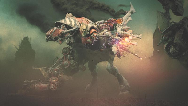 Warhammer 40k: Dawn of War III - strijd