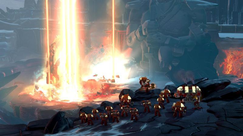 Warhammer 40k: Dawn of War III - gameplay - 3