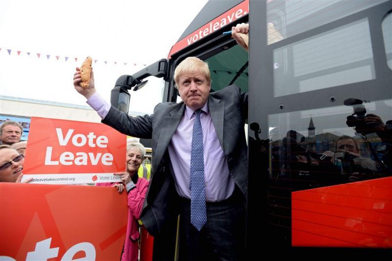 'Brexit leidt mogelijk tot Britse recessie'
