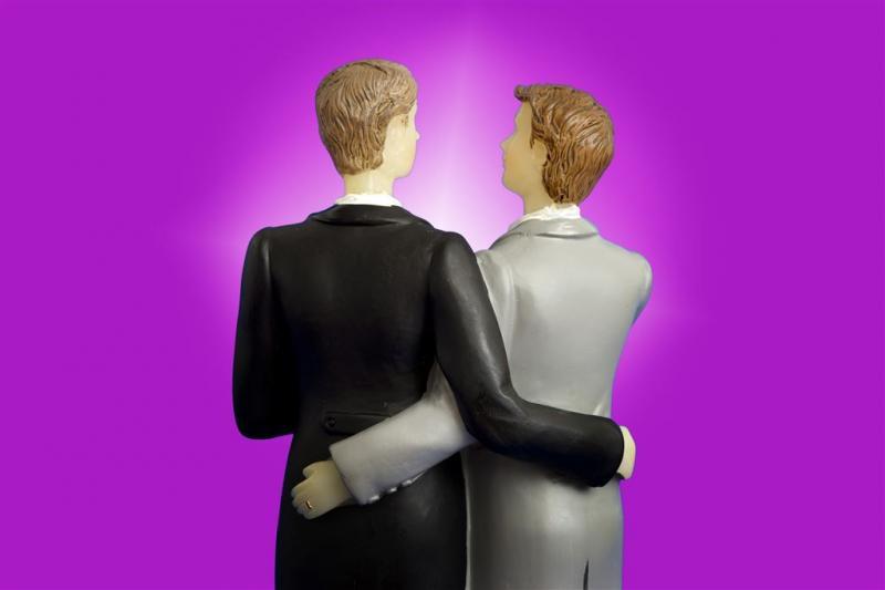 'Liever geen zoenende homo's in het openbaar'
