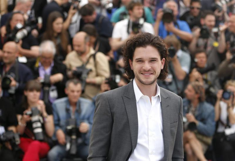 Kit Harington verklapt lot Jon Snow aan agent