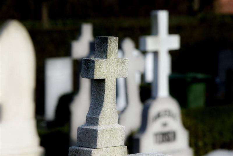 Doden bij gewelddaden op begraafplaats Moskou