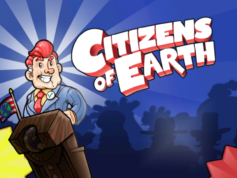 Citizens of Earth 3DS