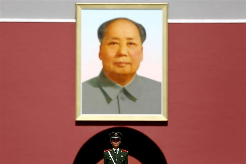 China zwijgt over Culturele Revolutie