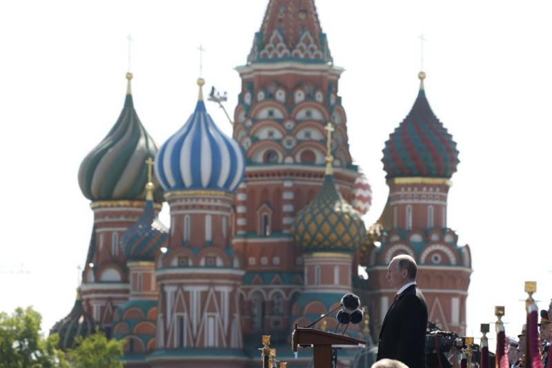 Recessie Rusland zwakt af