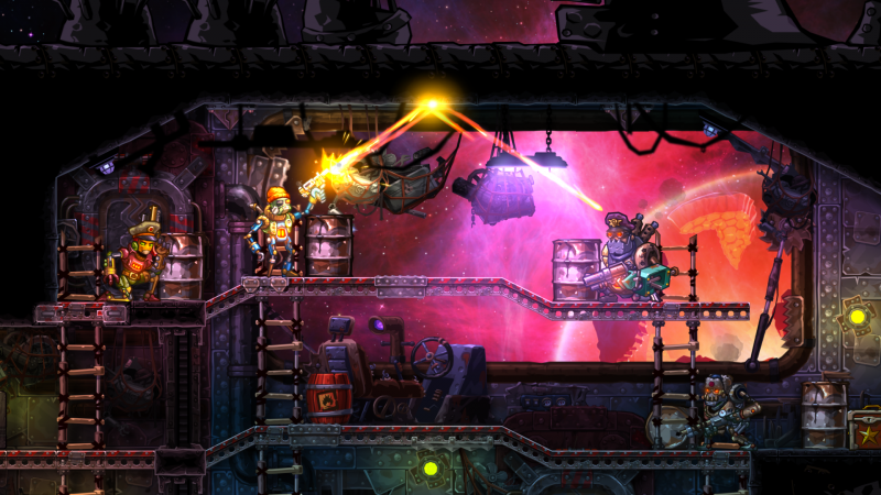 SteamWorld Heist HD wallpaper 9