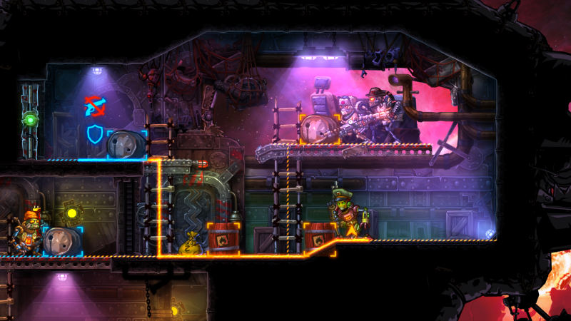 SteamWorld Heist HD wallpaper 6