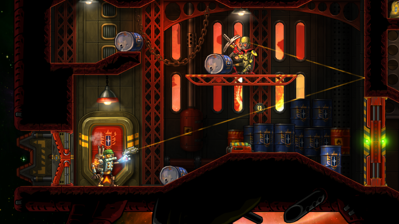 SteamWorld Heist HD wallpaper 7