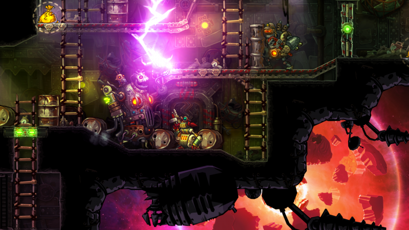 SteamWorld Heist HD wallpaper 1