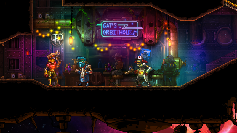 SteamWorld Heist HD wallpaper 8