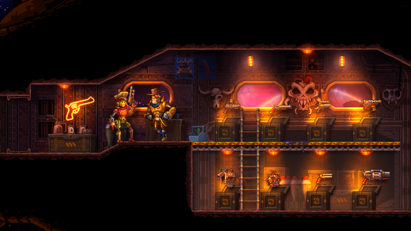 SteamWorld Heist HD wallpaper 3