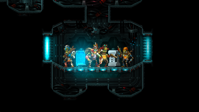 SteamWorld Heist HD wallpaper 2
