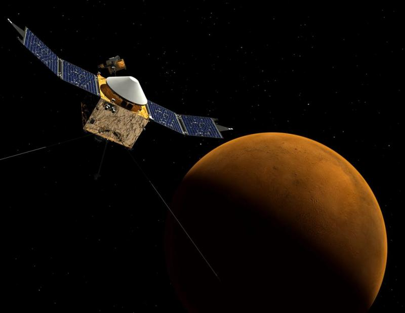 Mars komt dichtbij