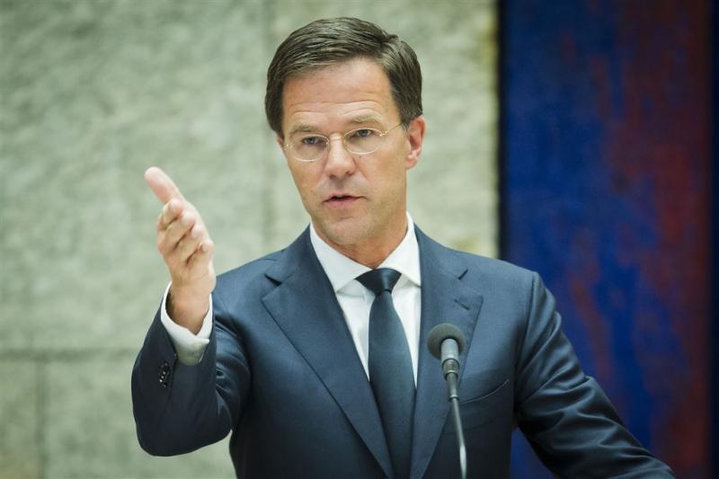Rutte doet oproep aan Turkse Nederlanders