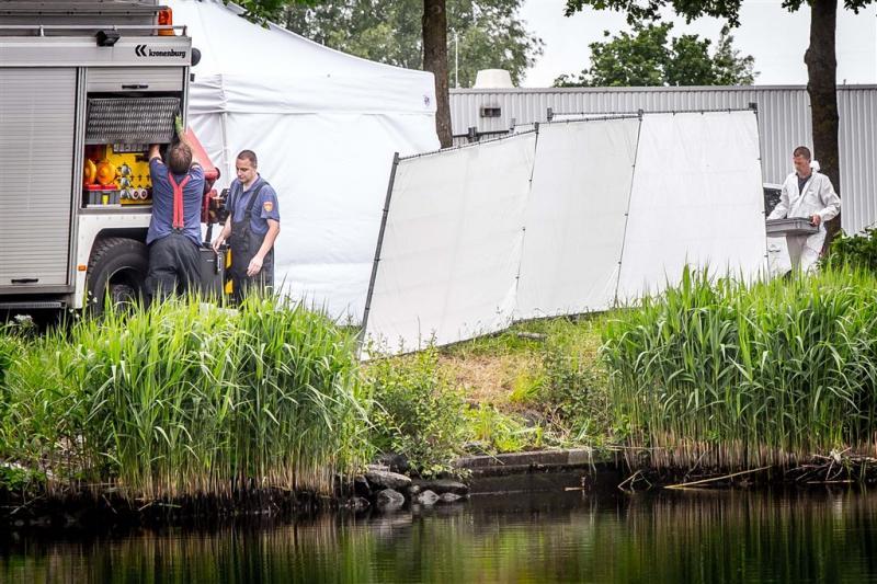 Lichaam gevonden in kanaal Helmond