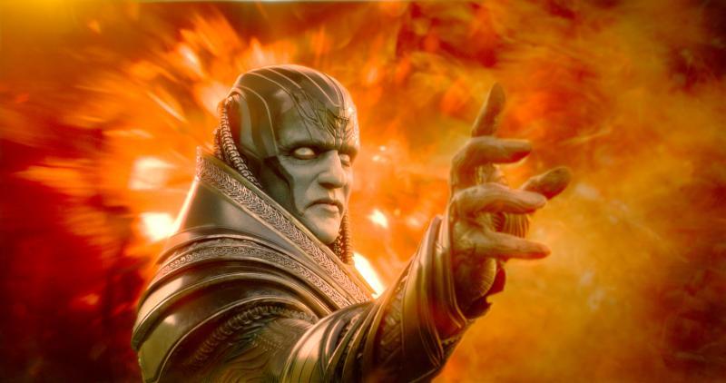 X-Men: Apocalypse: Oscar Isaac als En Sabah Nur